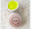 cg82 Neon glitter yellow 4,5 ml