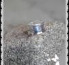Ring underbar älskad storlek M