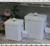 Fransk lantlig låda med kopp/slev 25*41*24 Stor