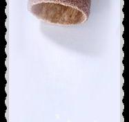 Sanding band cap 10 mm 10 - pack b066
