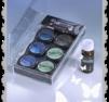 """cap40 Passion design Powder color set 5 """"Moon Life"""""""