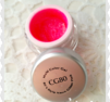 cg81 Neon glitter orange 4,5 ml