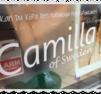 Camilla of Sweden dekal att ha på dörren/fönstret